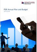 PSR Annual plan and budget 2015-2016