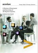 accenture governance report